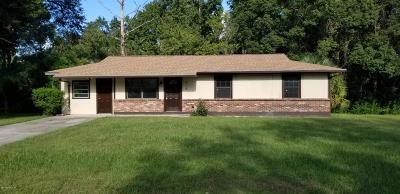 Green Cove Springs FL Single Family Home For Sale: $120,000