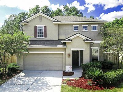 Jacksonville Single Family Home For Sale: 8624 Floorstone Mill Dr