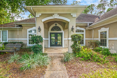 Orange Park Single Family Home For Sale: 1899 Commodore Point Dr
