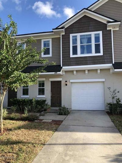 St Augustine, St Augustine Beach Condo For Sale: 284 Moultrie Village Ln