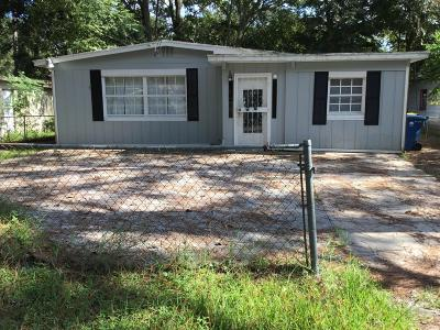 St. Johns County, Clay County, Putnam County, Duval County Rental For Rent: 1676 Jenkins Rd