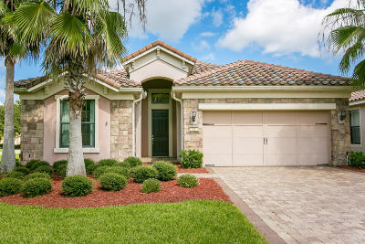 Ponte Vedra Single Family Home For Sale: 82 Marsh Hollow Rd