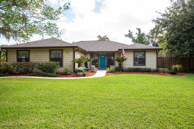 Fleming Island Single Family Home For Sale: 900 Floyd St