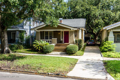 Multi Family Home For Sale: 2835 Post St