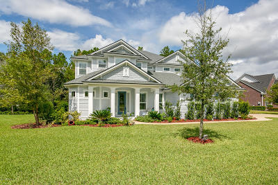 Orange Park Single Family Home For Sale: 1534 Bay Forest Ln