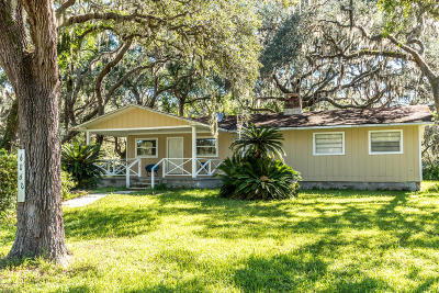 St Augustine, St Augustine Beach Multi Family Home For Sale: 6060 Us-1