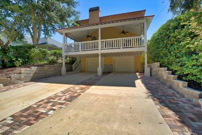 Atlantic Beach Single Family Home For Sale: 386 7th St