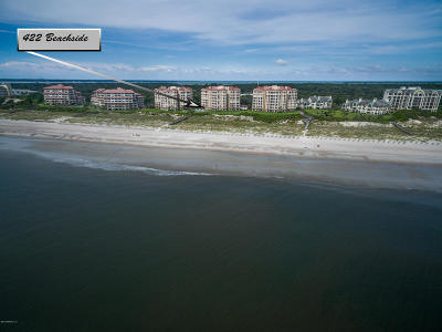 Amelia Island Condo For Sale: 422 Beachside Pl