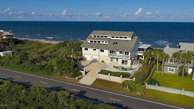 Single Family Home For Sale: 2401&2403 S Ponte Vedra Blvd