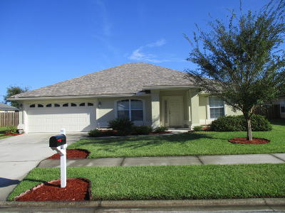 Macclenny Single Family Home For Sale: 6137 Sands Pointe Dr