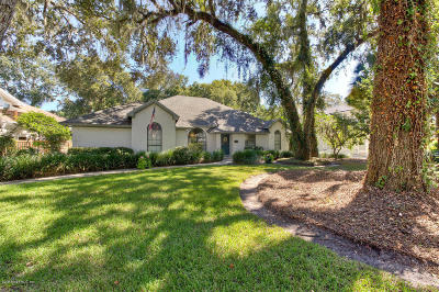 Atlantic Beach Single Family Home For Sale: 2305 Oceanwalk Dr W