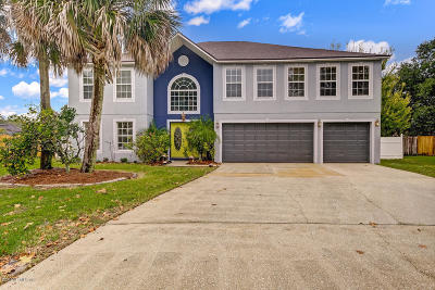 Duval County Single Family Home For Sale: 3155 Shadow Creek Rd