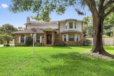 St Augustine Single Family Home For Sale: 603 Kettner Ct