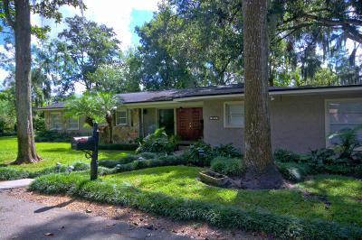 Jacksonville Single Family Home For Sale: 3674 San Viscaya Dr