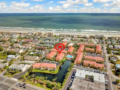 Jacksonville Beach Condo For Sale: 202 Laguna Villas Blvd #B33