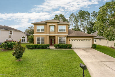 Fleming Island Single Family Home For Sale: 2543 Willow Creek Dr