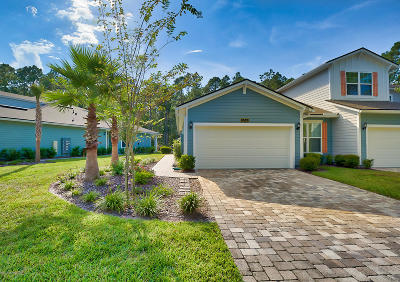Austin Park, Austin Ranch Ests, Coastal Oaks, Coastal Oaks At Nocatee, Del Webb Ponte Vedra, Greenleaf Preserve, Greenleaf Village, Kelly Pointe, Nocatee Townhouse For Sale: 656 Coconut Palm Pkwy