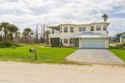 Flagler County Single Family Home For Sale: 14 Flagler Dr