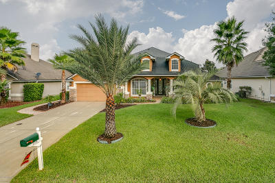 St Augustine Single Family Home For Sale: 1193 Garrison Dr