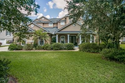Jacksonville Single Family Home For Sale: 3053 Sunset Landing Dr