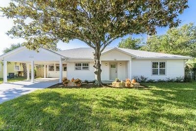 Atlantic Beach Single Family Home For Sale: 710 Sailfish Dr