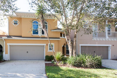 Duval County Townhouse For Sale: 6142 Clearsky Dr