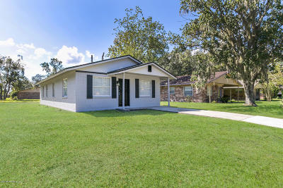 Green Cove Springs Single Family Home For Sale: 1201 Spruce St