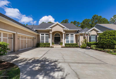 St Augustine Single Family Home For Sale: 1411 Crested Heron Ct