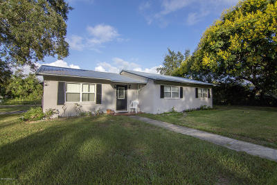 St Augustine Single Family Home For Sale: 250 Gentian Rd