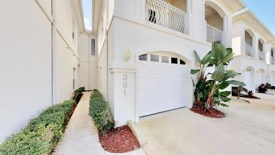 St Augustine Townhouse For Sale: 361 Royal Caribbean Ct