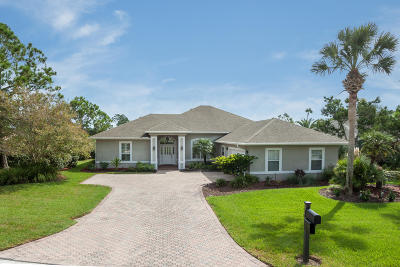 St Augustine Single Family Home For Sale: 504 Turnberry Ln