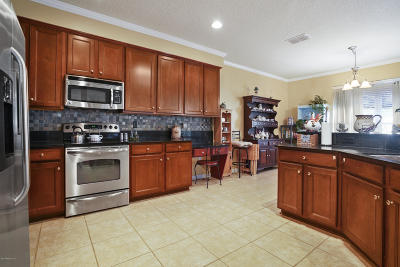 Green Cove Springs Single Family Home For Sale: 2536 Creekfront Dr