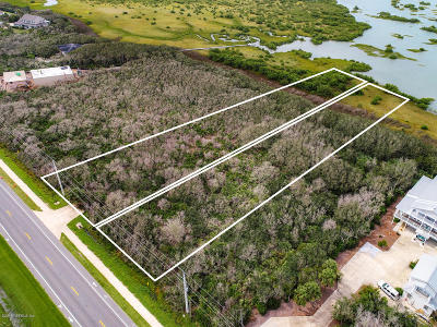 St Augustine Residential Lots & Land For Sale: 8195 A1a S