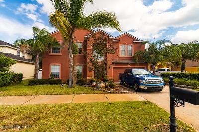 Single Family Home For Sale: 3693 Victoria Lakes Dr E