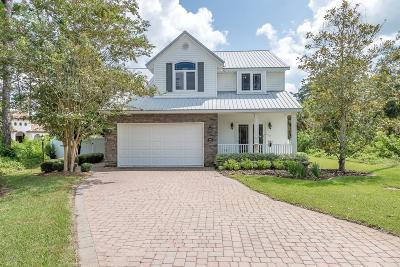 Single Family Home For Sale: 406 Jasper Dr