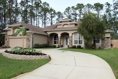 Flagler County Single Family Home For Sale: 72 Lindsay Dr