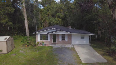 Green Cove Springs Single Family Home For Sale: 504 North Street