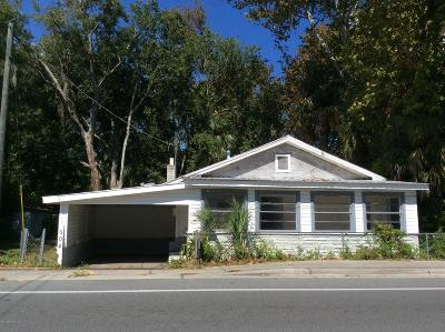 St Augustine Single Family Home For Sale: 504 Woodlawn Rd