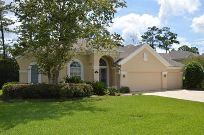 Ponte Vedra Single Family Home For Sale: 620 Preserve View