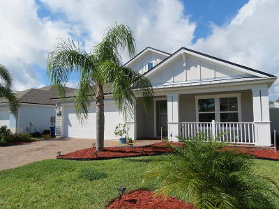 St Augustine Single Family Home For Sale: 135 Ocean Cay Blvd