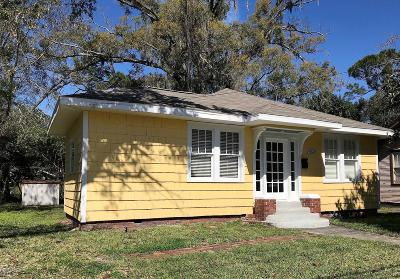 Single Family Home For Sale: 4325 Post St