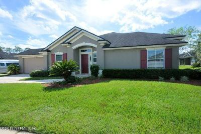 Fleming Island Townhouse For Sale: 1810 Copper Stone Dr #F