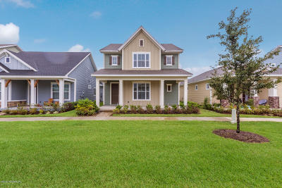 St Augustine Single Family Home For Sale: 53 Spindrift Ct