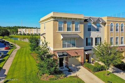 Townhouse For Sale: 4514 Capital Dome Dr