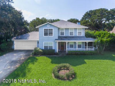St Augustine Single Family Home For Sale: 409 A St