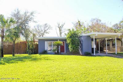 Jacksonville Beach FL Multi Family Home For Sale: $365,000