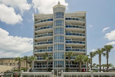 Jacksonville Beach Condo For Sale: 807 1st St N #802