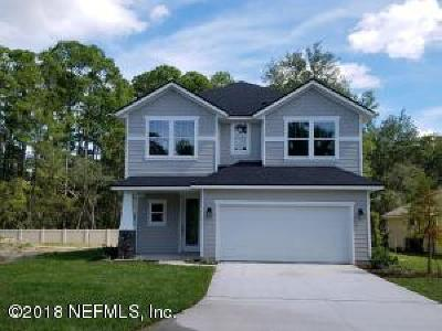St. Johns County Single Family Home For Sale: 190 Sawmill Landing Dr
