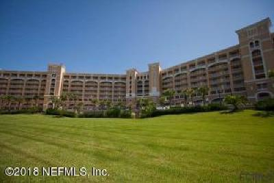 Flagler County Condo For Sale: 80 Surfview Dr #817