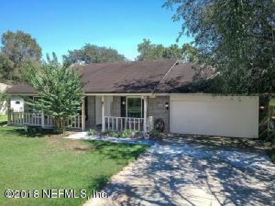 Jacksonville Single Family Home For Sale: 12441 Jeremys Landing Ct